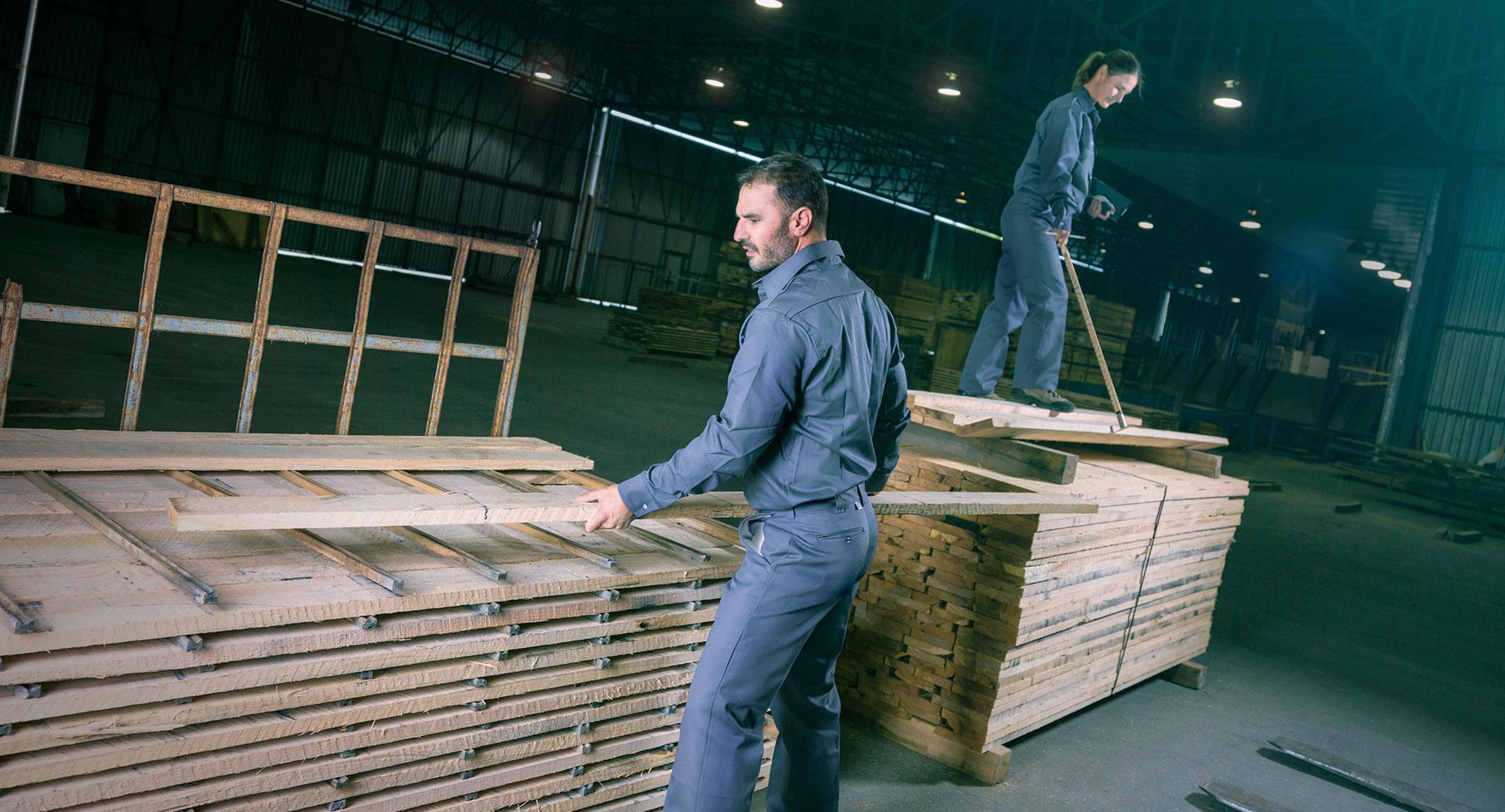 nordam produits forestier usine